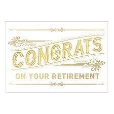 Congratulations to our Retiring Spartan Teachers