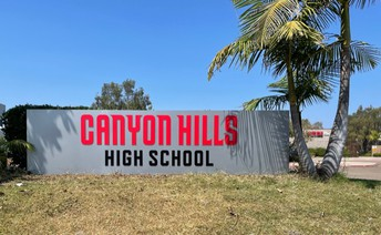 How can I find out about all things Canyon Hills High School??