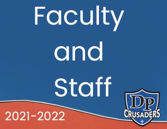 Divine Providence Staff 2021-2022