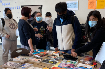 Daly City Public Library Visits WHS