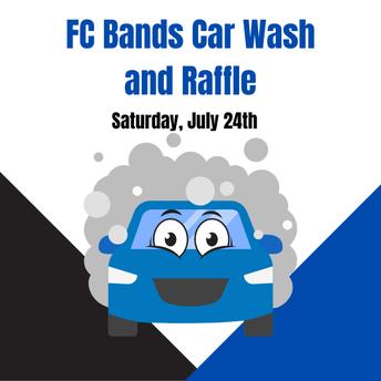 Car Wash and Raffle Fundraiser