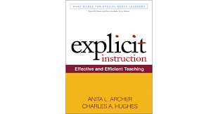 9th-12th - Explicit Instruction Academy (Held Virtually)