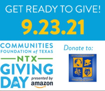 North Texas Giving day- September 23