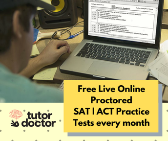 Prepare for Fall SAT & ACT Exams