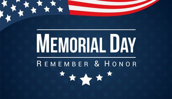 Town offices closed for Memorial Day