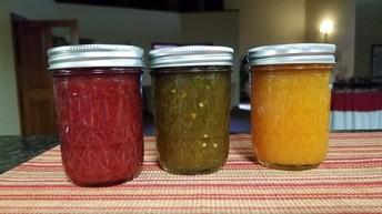Freshly Made Jam