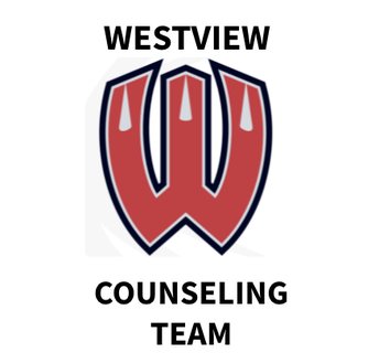 From Our Westview Counselors