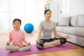 PK-5 Yoga - Inside or Outside