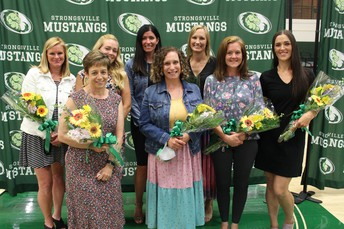 ANNUAL PTA FOUNDER'S DAY EVENT RECOGNIZES 10 VOLUNTEERS MAKING AN IMPACT