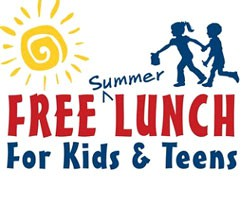 Free Summer Lunch for Kids and Teens
