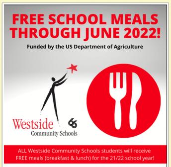 2021- 2022 Breakfast/Lunch Information