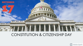 Constitution & Citizenship Day