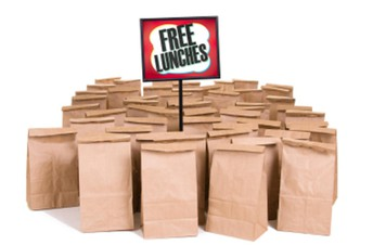 Free Lunches ARE BACK!!!