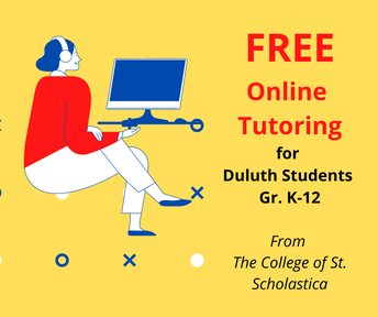 Free Tutoring Available