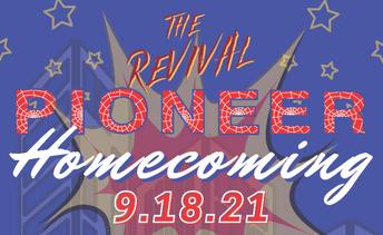 Pioneer Homecoming