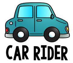 Car Rider Information Needed