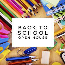 Back to School Open House!