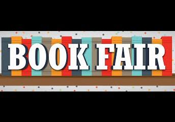 PJFMS Fall Book Fair September 13th-17th in Media Center