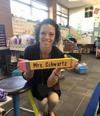 Ms. Schwartz, 1st grade