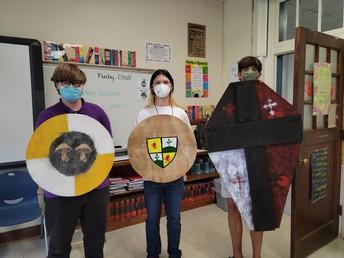 Beowulf Shields