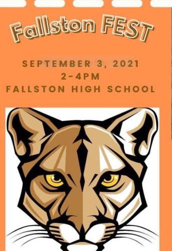 Fallston Fest- Friday, September 3rd   NOW 1-4 pm