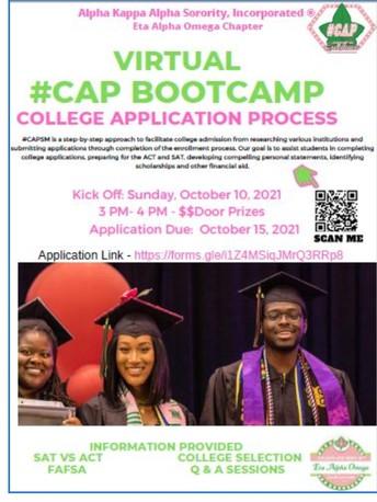 #CAP Program