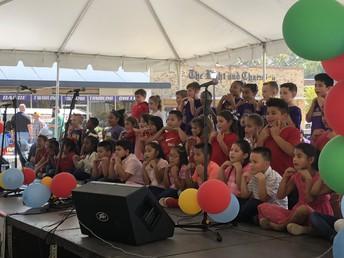 Poultry Festival Performances