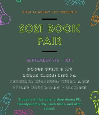 Space Book Fair