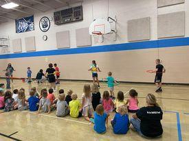 Hula Hoop Contest!