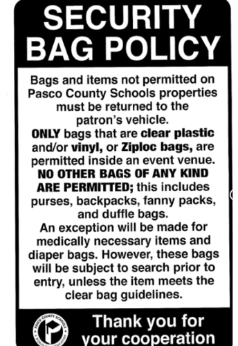 Pasco County Guidelines for Graduation