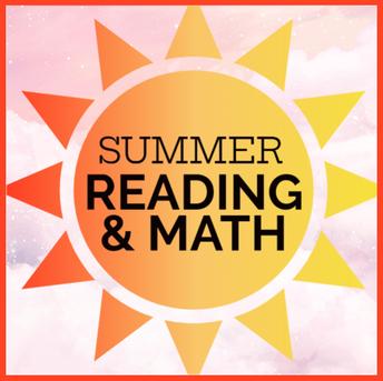 Summer Reading/Math