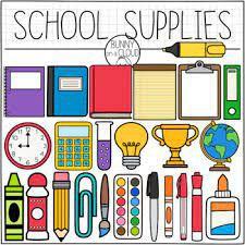 21/22 Supply Lists...