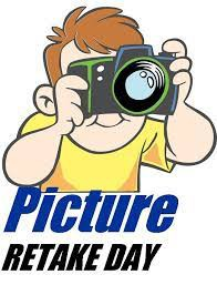 Picture Retake Day is Monday, Sept. 20th