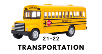 SOMSD 2021-22 SY Transportation Application Now Available