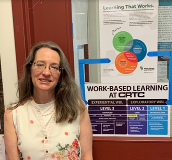 Meet Our Staff: Amy Tietjen Smith, CRTC Work-Based Learning Specialist