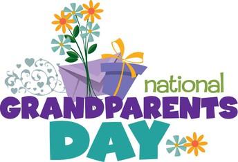 Grandparents Day is Sept. 12. Let's Celebrate - Digitally!