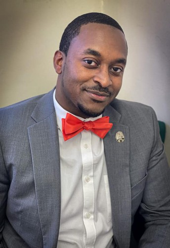 JOIN US IN WELCOMING OUR NEWEST MEMBER OF THE ADMIN TEAM, MR. CURTIS BATES