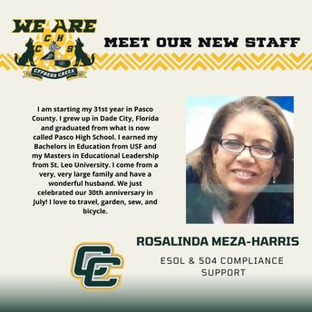 Rosalinda Meza-Harris