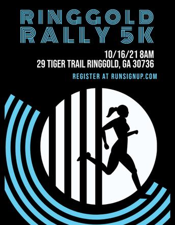 Ringgold Rally 5k Oct 16