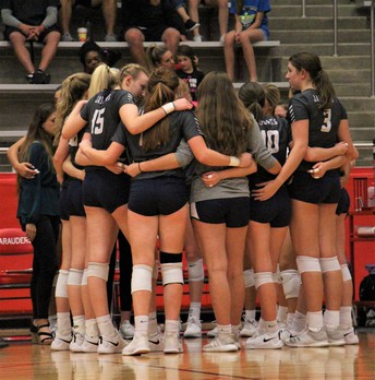 Jag Volleyball - FMHS vs. Lewisville and Plano