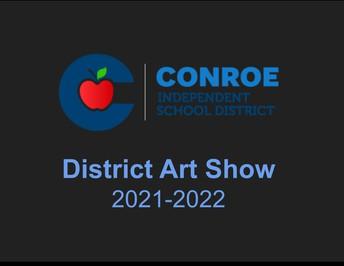 District Art Show Winners
