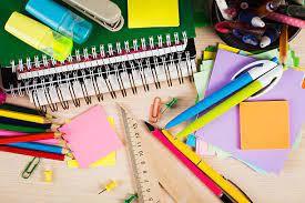 Aid to Navigation - School Supply List