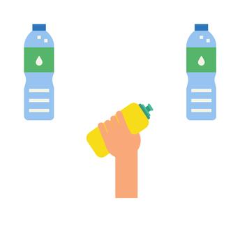 Reminder - Water Bottles & Face Masks: