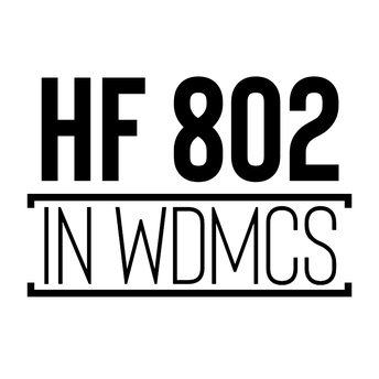 HF 802 in WDMCS