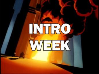 """THIS WEEK IS """"INTRO WEEK"""""""