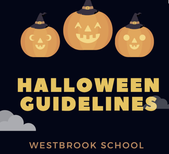 Dress Up Guidelines for Halloween