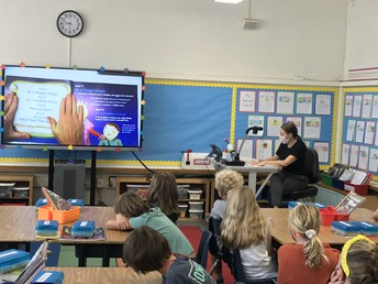 Counselor Weekly Lessons in the Classroom!