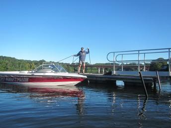 Boat Ramp Update
