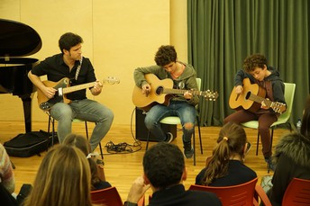 Classe de Guitarra col·lectiva