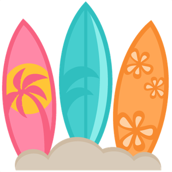 Grades 3rd-5th: Creating a Surfboard